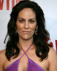 Annabeth Gish at the after party for the screening of