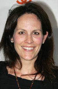 Annabeth Gish at the Best Friends Animal Society's annual fund-raiser