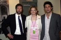Tom Green, Monica Brady and Jeremy Sisto at the