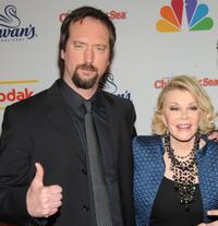 Tom Green and Joan Rivers at the