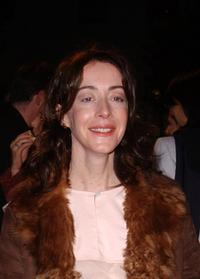 Jane Adams at the premiere of