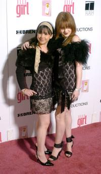 Courtney Chase and Renee Olstead at the First Annual ELLEGIRL Hollywood Prom party.