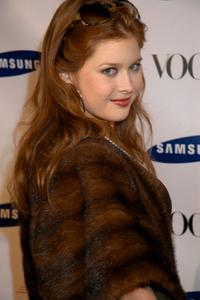Renee Olstead at the launch party to celebrate Diane von Furstenberg's limited edition designer mobile phone.