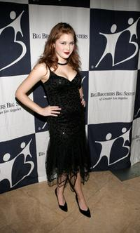 Renee Olstead at the Rising Stars 50th Anniversary Gala.