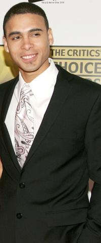 Wilson Jermaine Heredia at the 11th Annual Critics Choice Awards.