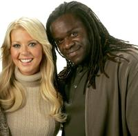 Tara Reid and Markus Redmond at the 2007 Sundance Film Festival.