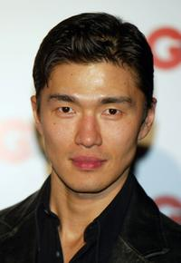 Rick Yune at the GQ Magazines 2004 NBA All Star Game Party.