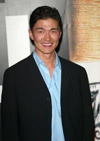 Rick Yune at the Kill Bill II party.