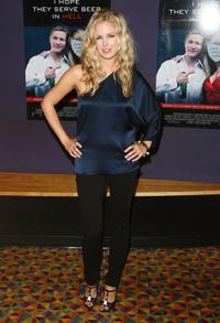 Keri Lynn Pratt at the New York premiere of