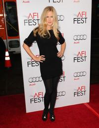 Keri Lynn Pratt at the screening of