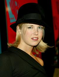 Keri Lynn Pratt at the WB Networks 2004 All-Star Winter Party.