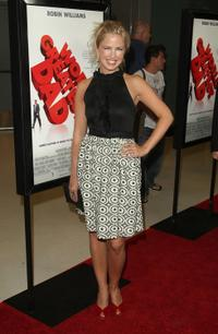 Keri Lynn Pratt at the premiere of