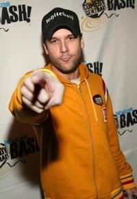 Dane Cook at the Comedy Central Bar Mitzvah Bash In New York.