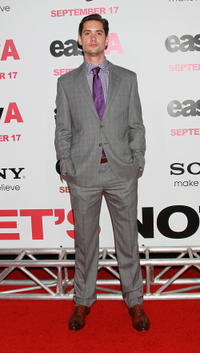 Jake Sandvig at the California premiere of