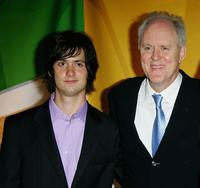 Jake Sandvig and John Lithgow at the NBC Primetime Preview 2006-2007.