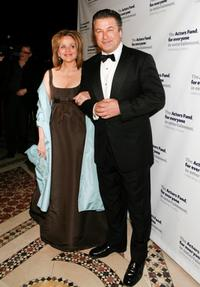 Renee Fleming and Alec Baldwin at the Actors Fund Annual Gala.