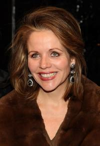 Renee Fleming at the premiere of