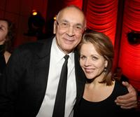 Frank Langella and Renee Fleming at the after party of the premiere of