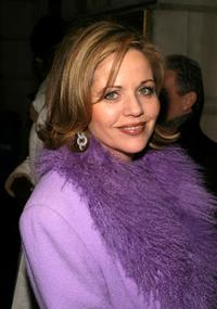 Renee Fleming at the play opening of