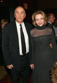 Frank Langella and Renee Fleming at the premiere of