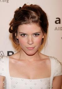 Kate Mara at the AmfAR's 10th Annual New York Gala.