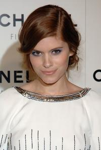 Kate Mara at the Chanel Fine Jewelry's dinner