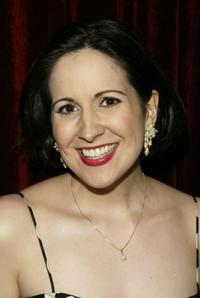 Stephanie D'Abruzzo at the19th Annual Lucille Lortel Awards.