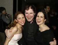 Kerry Butler, Richard Kind and Stephanie D'Abruzzo at the after party of Manhattan Theatre Club's Spring Gala.