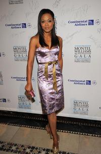 Robin Givens at the Montel Williams MS Foundation Gala.
