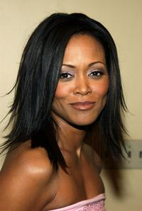 Robin Givens at the premiere of