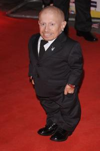 Verne Troyer at the Pride of Britain Awards.