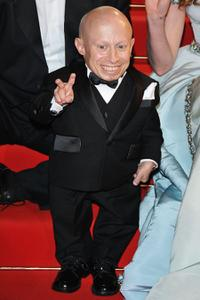 Verne Troyer at the 62nd International Cannes Film Festival.