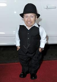 Verne Troyer at the AFI FEST 2009 screening of