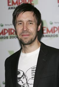 Paddy Considine at the Sony Ericsson Empire Film Awards 2006.