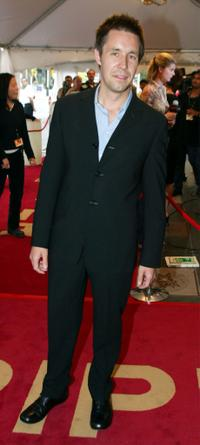 Paddy Considine at the gala screening of