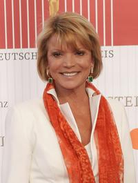 Uschi Glas at the German Film Awards (Deutscher Filmpreis).