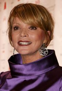 Uschi Glas at the German film ball.