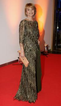 Uschi Glas at the 42nd Goldene Kamera Awards.