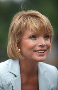 Uschi Glas at the photocall of