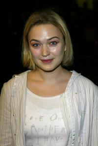 Sophia Myles at the UK premiere of