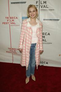 Sophia Myles at the screening of