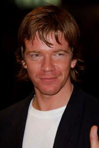 Max Beesley at the DVD premiere of
