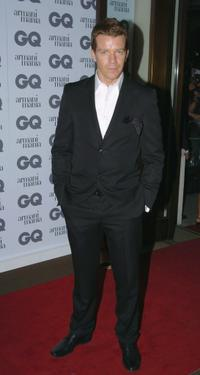 Max Beesley at the GQ Men Of The Year Awards.