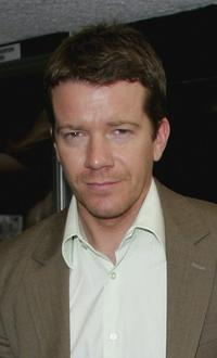 Max Beesley and Parminder Nagra at the private screening of
