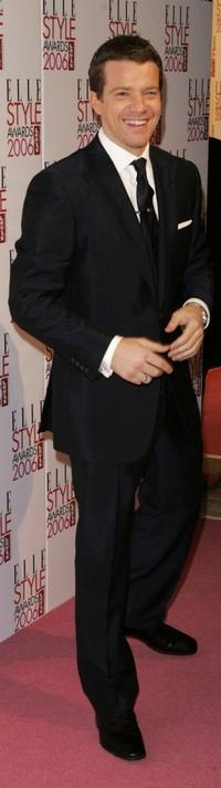 Max Beesley at the ELLE Style Awards 2006.