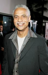 Ron Glass at the premiere of