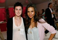 Rumor Willis and Kidada Jones at the Kidada Jones Disney Couture party.