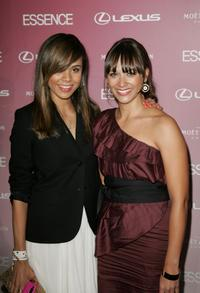 Kidada Jones and Rashida Jones at the