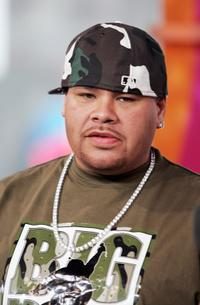 Fat Joe at the MTV's Total Request Live.