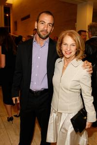 Bryan Callen and Mary Warlick at the 1st Annual One Show Entertainment Awards.